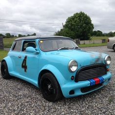 My chopped mini : By Justin Hughes
