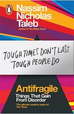 Antifragile: Things that Gain from Disorder: Amazon.de: Nassim Nicholas Taleb: Fremdsprachige Bücher