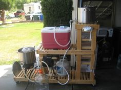 Show Me Your Wood Brew Sculpture/Rig - Page 25 - Home Brew Forums