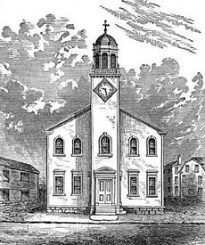 a look at puritanism covenant and the perfect society in new england A closer look at the eastchester covenant article # 4 on the founding of eastchester by richard forliano, eastchester town historian that they had been charged by god to save humanity by.