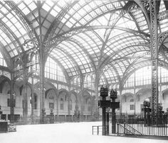 Penn Station as it used to be.  So sad that it is gone.  from New York Architecture Images - Manhattan Institute