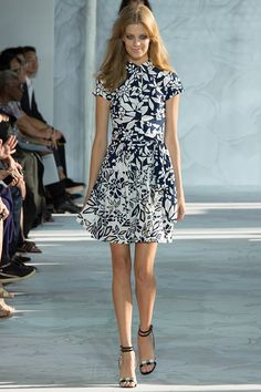 Diane Von Furstenberg Spring 2015 Ready to Wear