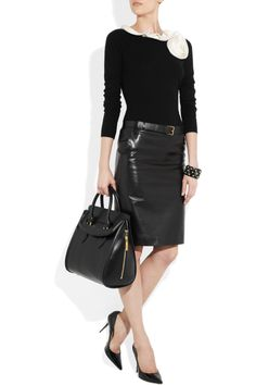 McQueen's Heroine Bag, perfect size and style