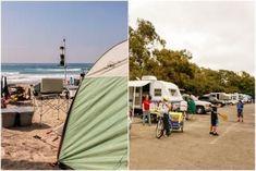 These Are the Only Places You Can Camp at the Beach Near Santa Barbara: Beach Camping Near Santa Barbara