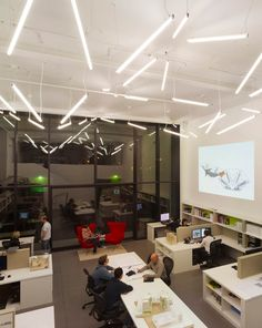 Belzberg Architects Group » 20th Street Offices