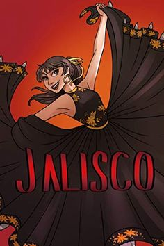 JALISCO, Latina Superhero: Graphic Novel (a la Brava) by Kayden Phoenix New Mexican, Mexican American, Create A Superhero, Moving To California, Kids Boxing, How To Speak Spanish, New Books, Childrens Books, This Book