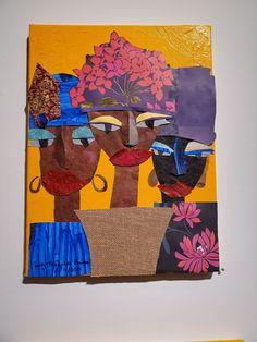African American Culture, African American Artist, American Artists, Detroit Art, Detroit History, Harlem Renaissance Artists, Black Artists, Art Boards, New Art