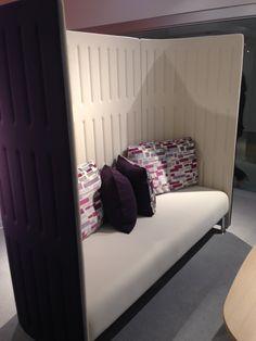Okamura showroom, #neocon14 http://www.okamura.jp/en_us/news/NeoCon2014/index.html