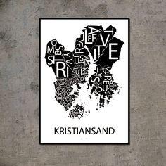 Kristiansand Kristiansand, Design, Design Comics