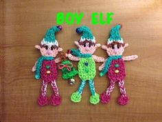 Rainbow Loom Elf Boy (Christmas) Marloomz Creations Can be made on a Rainbow Loom, Crazy loom, Twist n loop and Wonder loom. Please Subscribe To My Channel► ...