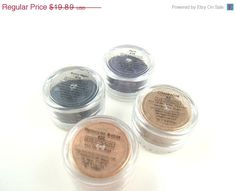 Eyeshadow Set for Brown Eyes by Madison Street Beauty, $7.96