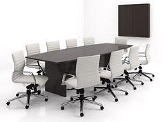 Crescendo Office Desks & Casegoods | Compel Office Furniture