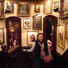 Hard Rock Café em Buenos Aires. Viagens para recordar. Um lugar pra voltar. #hardrockcafe #buenosaires #argentina #mercosul #americadosul #sudamerica #viagem #férias #trip #travel #ootd #photooftheday #memories