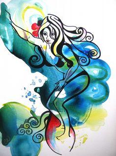surfer, girl