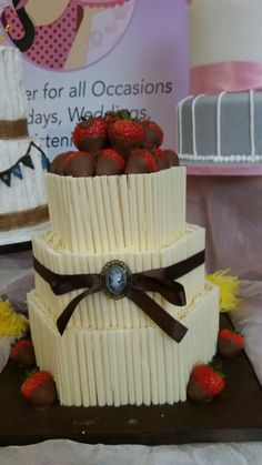 See 2 photos from 6 visitors to Cupcake Couture. Cupcake Couture, Wedding Cakes, Day, Desserts, Food, Wedding Gown Cakes, Tailgate Desserts, Deserts, Essen