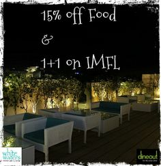 Deal With It  dineout deal of the day. White waters - Cafe, Lounge & Bar  http://www.dineout.co.in/delhi/white-waters-connaught-place-central-delhi