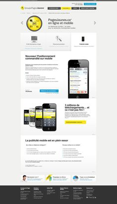 Pages Jaunes – Solution 360 by tractr