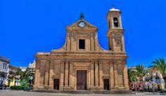 Chiesa Madre, Santa Croce (RG), Sicily.