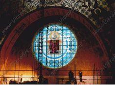 Южное окно Морского собора.