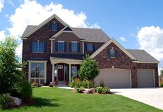Cottage Craftsman Traditional Elevation of Plan 99384