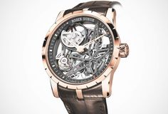 Roger Dubouis | Excalibur Automatic SkeletonThe 9 Watches I'm Dying To See At SIHH 2015 In Geneva