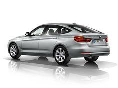 BMW 320i Gran Turismo (2013).
