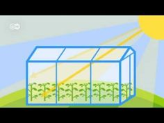 A video that tell the function of the Green House effect, and its incovenients.