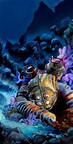 Bioshock by Gaiseriic