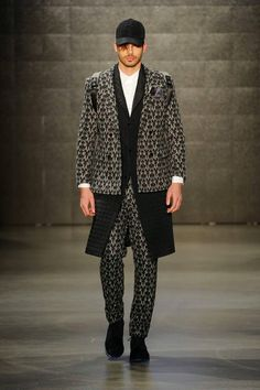 Emre Erdemoglu Fall Winter 2015 Otoño Invierno #Menswear #Trends #Tendencias #Moda Hombre   Mercedez Benz Fashion Week Istanbul - M.F.T