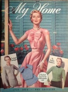 My Home magazine from July 1952