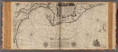 7 Gorgeous Sea Maps From The Age Of Exploration | Atlas Obscura