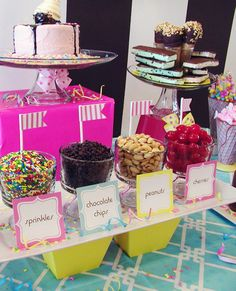 """Photo 1 of 13: Ice Cream Shoppe / thank you party """"Ice Cream Social"""" 