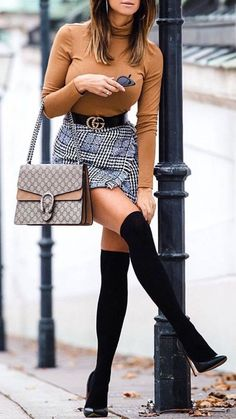 45 Lovely Winter Outfits to Own Now Vol. 1 / 45 45 Lovely Winter Outfits to Own Now Vol. 1 / 45 – 45 Lovely Winter Outfits to Own Now Lovely Winter Outfits to Own Now Vol. 1 Start this 2019 off on the right foot with a selection of the most Winter Fashion Outfits, Fall Winter Outfits, Look Fashion, Summer Outfits, Autumn Fashion, Womens Fashion, Fashion Trends, Fashion Ideas, Spring Fashion