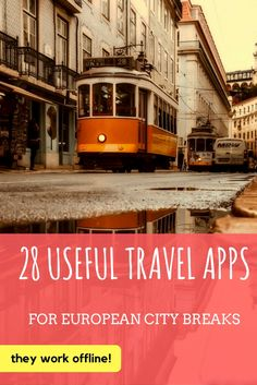A collection of free travel apps for trips abroad, apps fro trips in Europe, and useful apps for any trips. | travel apps road trips| travel apps Europe| useful apps | free travel apps| free useful travel apps| apps for europe | travel apps to get| best travel apps| best offline travel apps| best international travel apps|