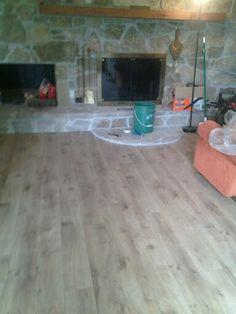 Harmonics Laminate Flooring Review wood laminate flooring costco 1718 downlines co costco laminate flooring reviews 2016 laminate flooring harmonics Camden Oak By Harmonics Installed At Lake House