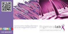 L'impiego di PRGF nell'autotrapianto di capelli - Nel trattamento della calvizie o della caduta dei capelli le tradizionali terapie chirurgiche (come l'autotrapianto) consentono di trasferire capelli vivi, ancora capaci di crescere naturalmente, in aree ormai prive o in quelle in cui sono caduti in quantità significativa. Per maggiori informazioni: http://www.rigeneralab.it/tricologia.php