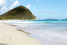 Lazy days on the island of Tortola — Paresser sur l'île de Tortola   La Tartine Gourmande