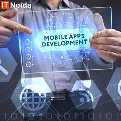 IT Noida offers mobile app development services tailored to your business needs, including enterprise-grade mobile apps for iOS and Android. Website Development Company, App Development, Android Application Development, Company Work, Seo Services, Android Apps, Web Design, Mobile Applications, Ios