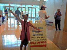 I'm the Biggest Winner Event Recap #ibwexpo #imthebiggestwinner via www.Productreviewmom.com