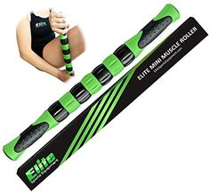 The Elite Leg Roller Stick for Runners - Fast Muscle Relief from Sore and Tight Leg Muscles and Cramping - Green Elite sportz equipment http://www.amazon.com/dp/B016RHTC1M/ref=cm_sw_r_pi_dp_9zcaxb0G8T7QR
