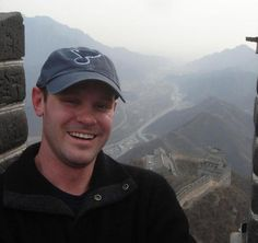 The BlueNote at the Great Wall of China.