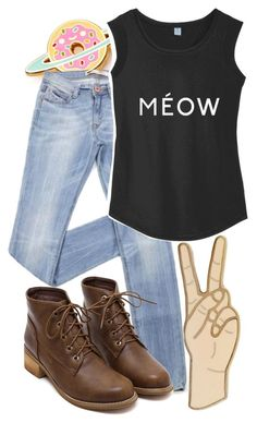 """Untitled #637"" by carenza-spence on Polyvore featuring Lucky Brand"