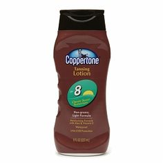 I'm learning all about Coppertone Sunscreen Lotion at @Influenster!
