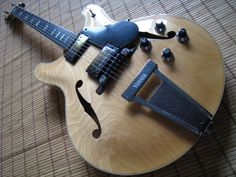 YAMAHA SA60 Semi Acoustic Japan
