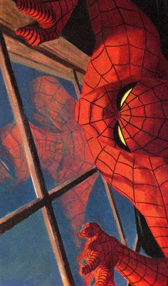 MYTHOS: SPIDER-MAN #1 (Aug. 2007)Art by Paolo Rivera
