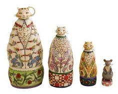 Cat Dolls (Matryoshka).