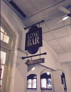 Singapore, Raffles Hotel Long Bar