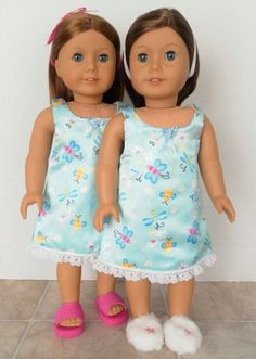 American Girl Doll Clothes  Dress or by JessicasDollCloset on Etsy, $11.99