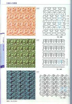 Watch This Video Beauteous Finished Make Crochet Look Like Knitting (the Waistcoat Stitch) Ideas. Amazing Make Crochet Look Like Knitting (the Waistcoat Stitch) Ideas. Crochet Stitches Chart, Crochet Motifs, Crochet Diagram, Tunisian Crochet, Knitting Stitches, Knitting Patterns, Crochet Patterns, Crochet Diy, Crochet Books