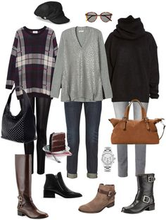 Mom on the Go Ensemble: The Statement Sweater